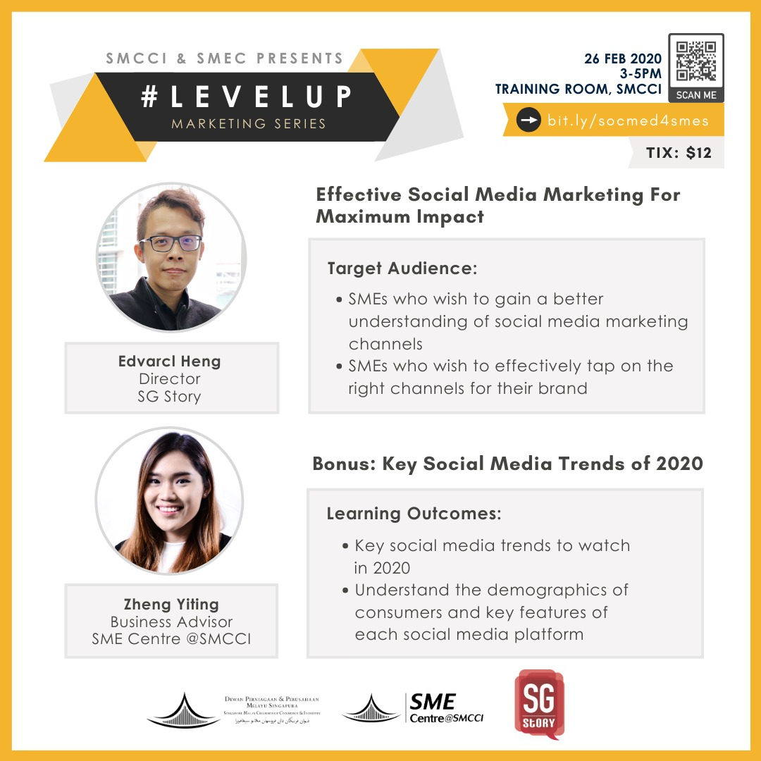 Level Up - Mktg Series (Square Post)